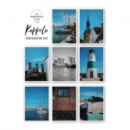 LA NORDISCH VITA Postkarten-Set Kappeln