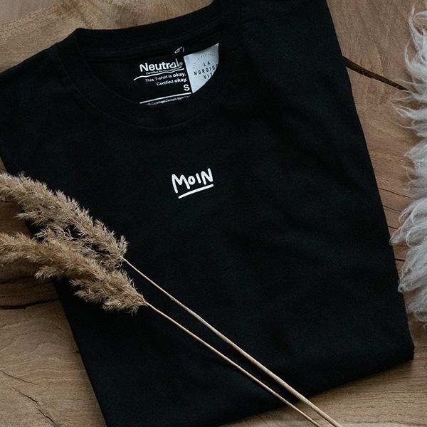 Shirt Moin schwarz
