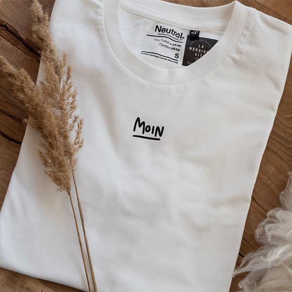 Shirt Moin weiß