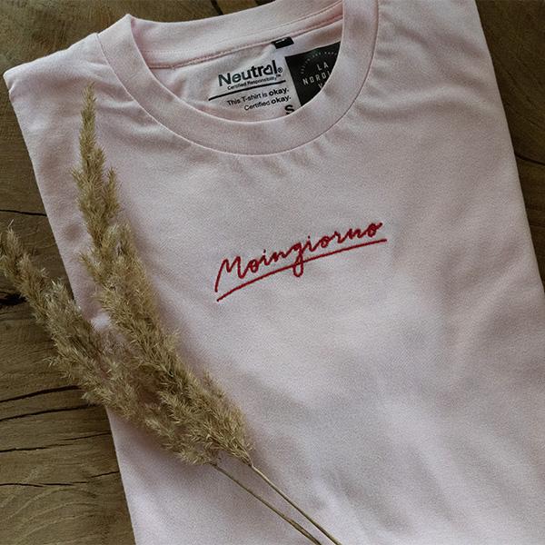 Shirt Moingiorno zuckerwatte